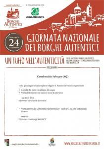 Giornata dei Borghi Autentici - Castelvecchio Subequo - L'Aquila