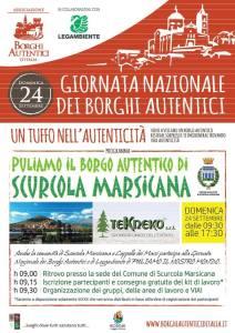 Giornata Borghi Autentici - Scurcola Marsicana - L'Aquila - Eventi per famiglie in Abruzzo