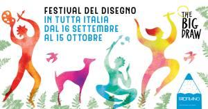 Festival del disegno - The Big Draw - Eventi per famiglie in Abruzzo