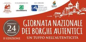 Giornata Nazionale dei Borghi Autentici 2017 in Abruzzo