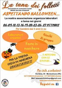 Aspettando Halloween La Tana dei Folletti - Montesilvano - Pescara