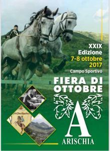 Fiera di Ottobre - Arischia - L'Aquila