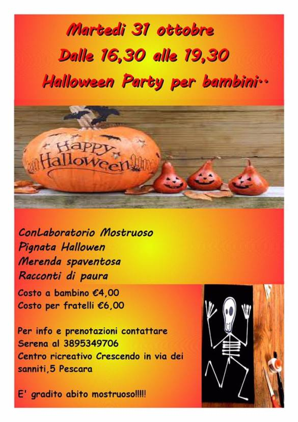Hallowee-Crescendo-Pescara