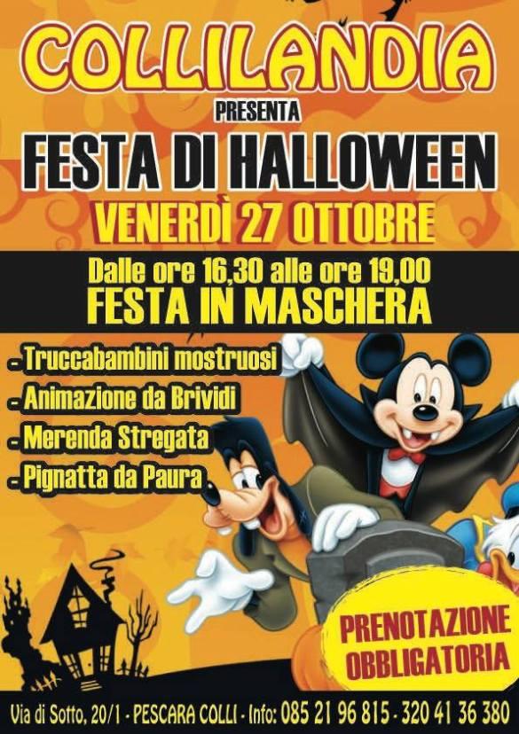 Halloween-Collilandia-Pescara