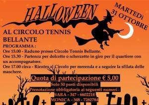 Halloween Party - Circolo Tennis - Bellante - Teramo