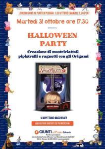 Halloween Party - Libreria Giunti al Punto - Pescara