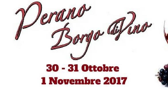 Perano Borgo Divino - Chieti - Feste d'Autunno