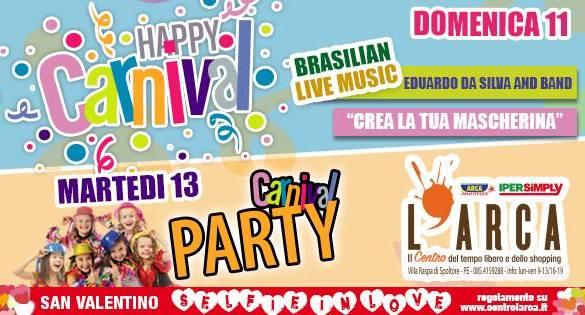 Happy-Carnival-Centro-Commerciale-L-Arca-Spoltore-PE