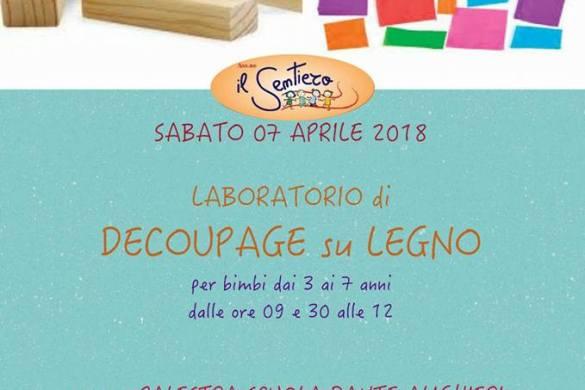 Decoupage-su-legno-Il-Sentiero-Pescara