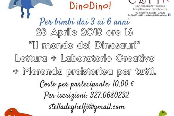 Il-Mondo-dei-Dinosauri-Stella-degli-Elfi-Copisteria-Coppito-Aq