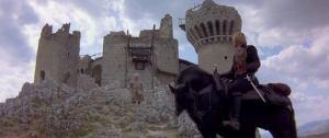 Camminare nel Cinema a passo d'asino - Santo Stefano di Sessanio - L'Aquila