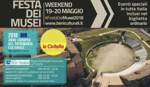 Festa dei Musei alla Civitella - Chieti
