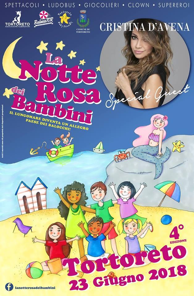 La Notte Rosa dei Bambini - Tortoreto