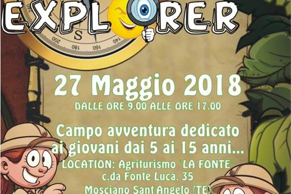 Young Explorer - Mosciano Sant'Angelo - Teramo