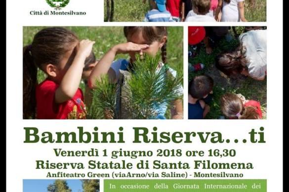 Bambini Riserva..ti Riserva Statale - Santa Filomena - Montelsivlano - Pescara