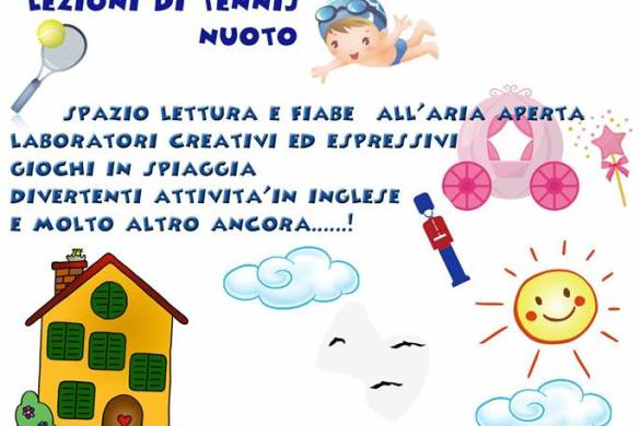Campo estivo - Il Mosaico - Pescara