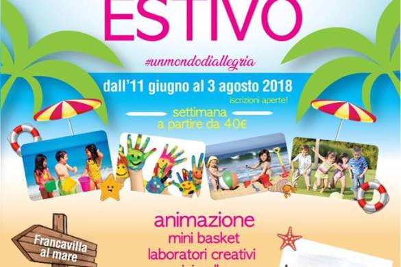 Campus estivo - Events Village Animazione - Francavilla al Mare - Chieti