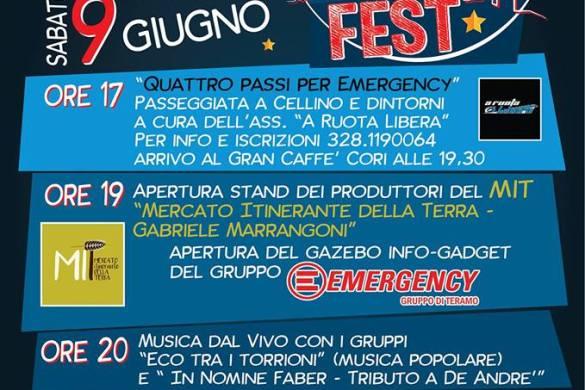 Cellino Emergency Fest - Cellino Attanasio - Teramo