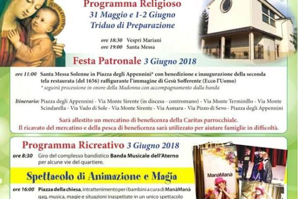 Festa Patronale - Valle Pretara - L'Aquila