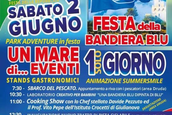 Festa della Bandiera Blu - Pineto - Teramo