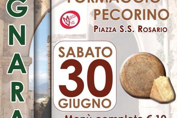 Sagra del Formaggio Pecorino - Bugnara - L'Aquila