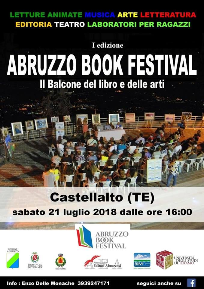 Abruzzo book Festival - Castellalto - Teramo