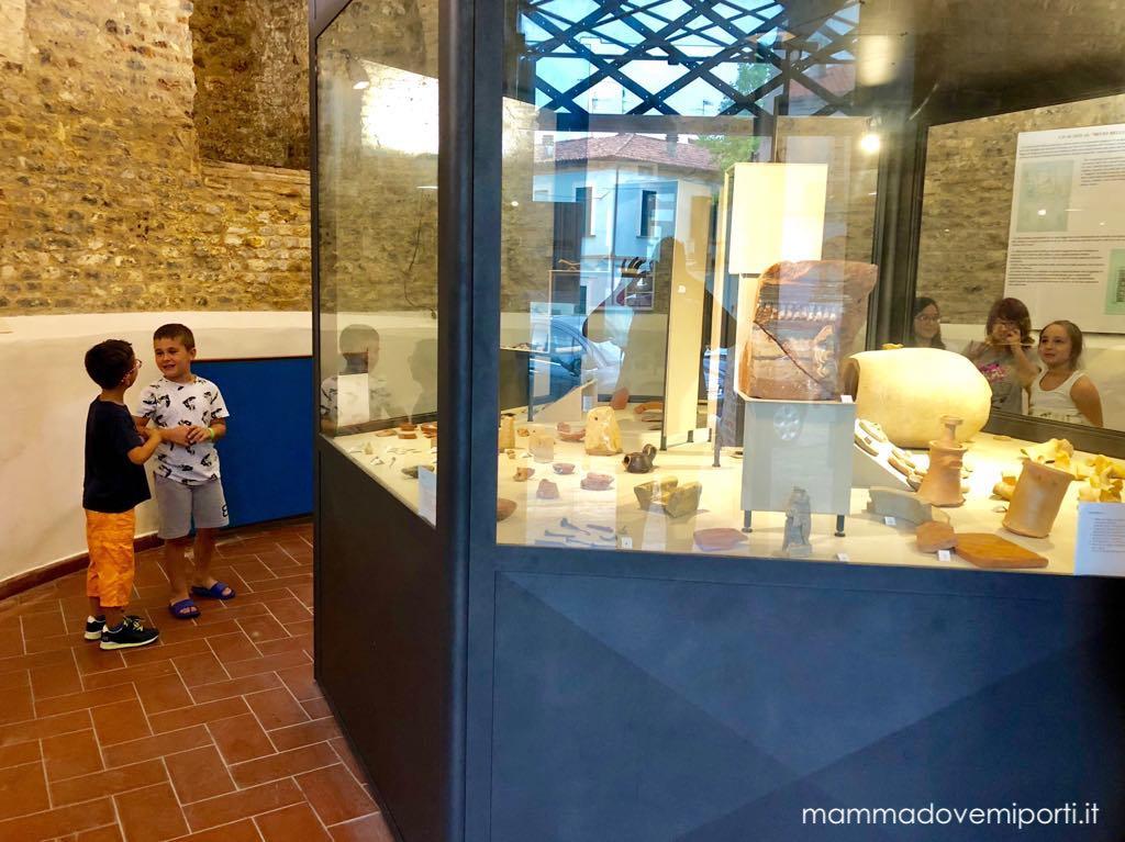 Musei in Abruzzo per bambini: Polo Museale Civico Giulianova