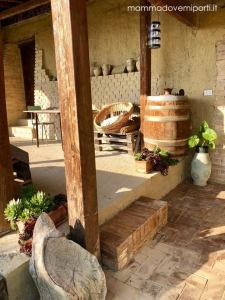 Casa in Terra Cruda - Casalincontrada - Chieti