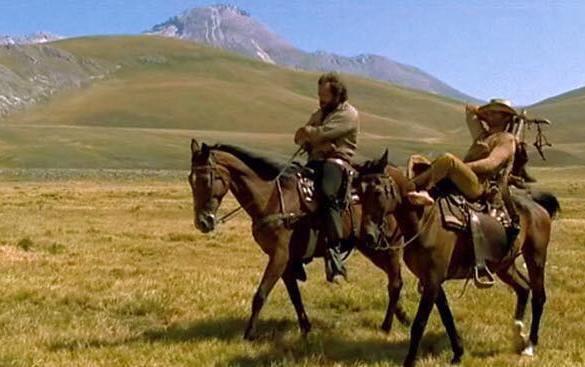 Sul sentiero di continuavano a chiamarlo Trinità - Campo Imperatore - L'Aquila