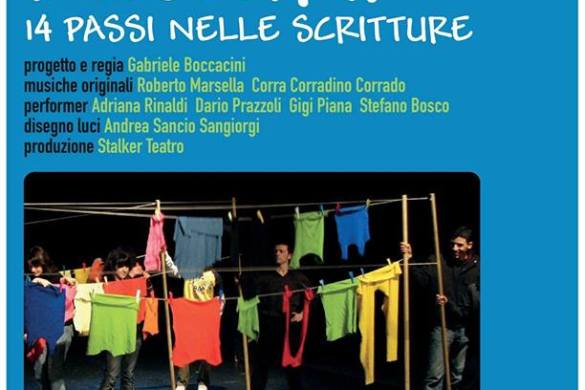 Incontri-14-passi-nelle-scritture-Florian-Metateatro-Pescara-Eventi per famiglie Abruzzo