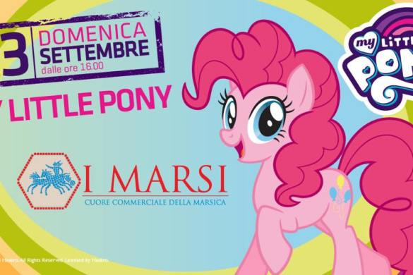 My little Pony CC I Marsi Avezzano (AQ) Eventi per bambini L'Aquila