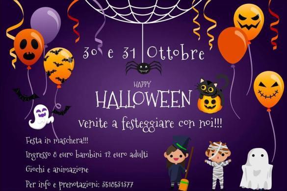 Festa-Halloween-Meeting-4-Kids- Halloween 2018 per bambini in Abruzzo