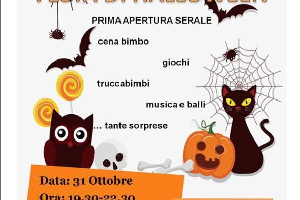 Festa-Halloween-Pilù-Asilo-Nido-Castelfrentano-CH- Halloween 2018 per bambini in Abruzzo
