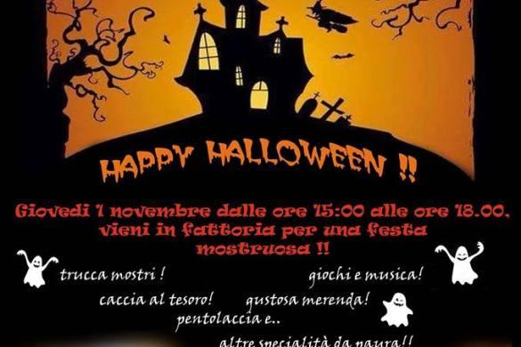 La-Fattoria-degli-Orrori-Equamente-Notaresco-TE- Halloween 2018 per bambini in Abruzzo