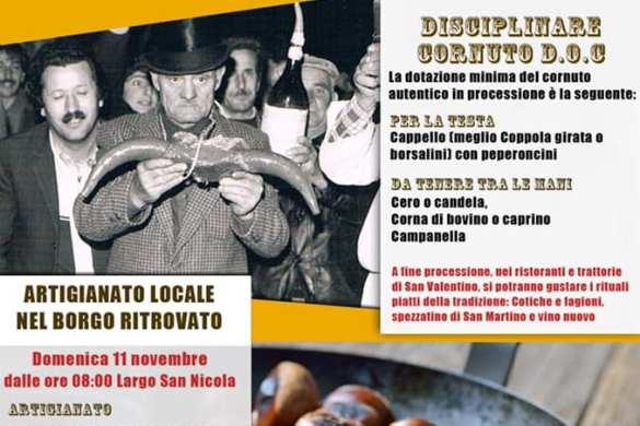 La-Fiera-di-San-Martino-San-Valentino-in-A-C- Feste d'autunno in Abruzzo