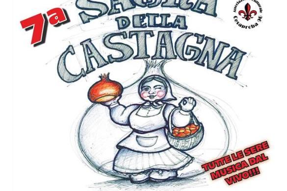 Sagra della Castagna - Cesaproba AQ - Feste d'autunno in Abruzzo