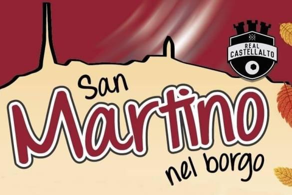 San Martino nel Borgo - Castellalto TE - Feste d'autunno in Abruzzo
