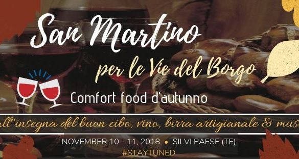 San-Martino-per-le-Vie del Borgo - Silvi Paese TE - Feste d'autunno in Abruzzo