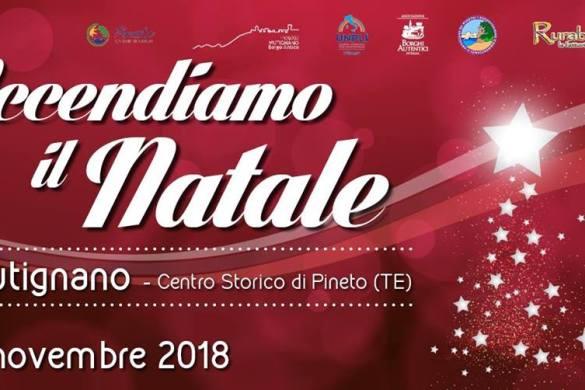 Accendiamo-il-Natale-Mutignano-Pineto- Cosa fare a Natale con i bambini a Natale in Abruzzo