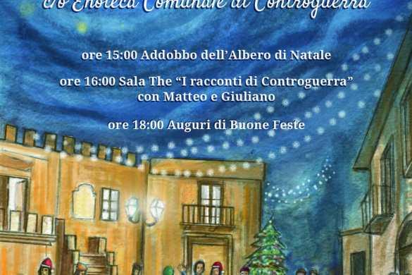 Aspettando-il-Natale-Controguerra-Teramo - Cosa fare a Natale con i bambini in Abruzzo