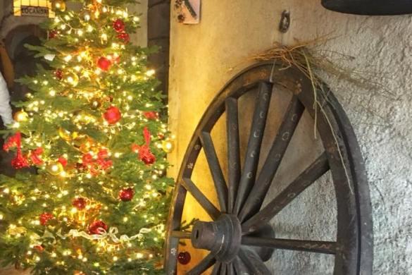 Babbo-Natale-nel-Bosco-Consegnamo-la-Letterina-Majellando-Roccacaramanico-Pescara - Cosa fare a Natale con i bambini in Abruzzo