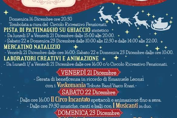 Eventi-Natale-Manoppello-Pescara - Cosa fare a Natale con i bambini in Abruzzo