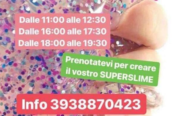 Facciamo-Lo-Slime-Picciopancia- Eventi per bambini Chieti