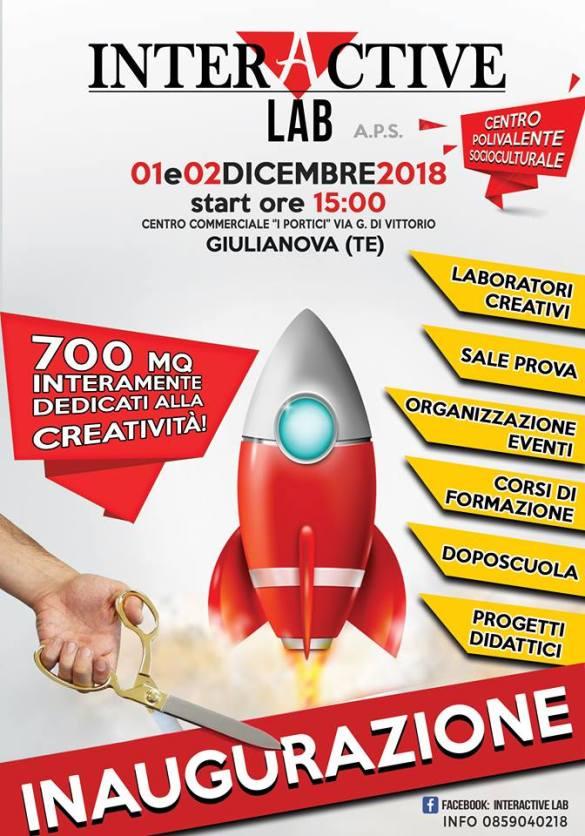 Inaugurazione-Intercactive-Lab-Giulianova-Teramo