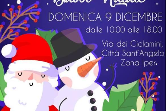 La-Casa-di-Babbo-Natale-Città-SantAngelo-PE- Cosa fare a Natale con i bambini in Abruzzo