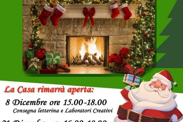 La-Casa-di-Babbo-Natale-Torano-Nuovo-Teramo - Cosa fare a Natale con i bambini in Abruzzo