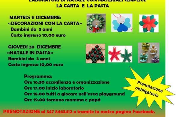 Laboratori-di-Natale-Il-Bosco-dei-Folletti-Chieti - Cosa fare a Natale con i bambini in Abruzzo