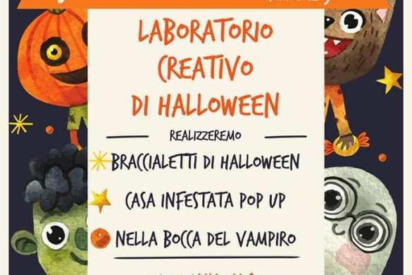 Laboratorio-Halloween-Il-Gatto-e-la-Volpe-Pescara- Eventi per bambini Pescara