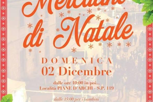 Mercatino-di-Natale-Piane-DArchi-Chieti - Cosa fare a Natale con i bambini a Natale in Abruzzo