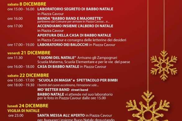 Natale-Insieme-Nereto-Teramo - Cosa fare a Natale con i bambini in Abruzzo